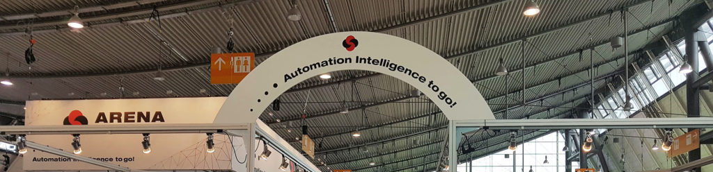 Arena of Integration, Automation Intelligence to go